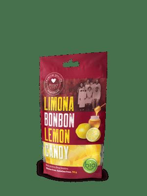 Jelly Candies Lemon 70G