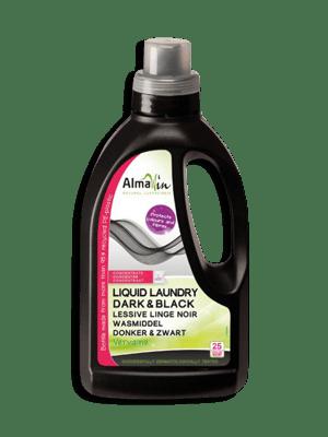 Liquid Laundry Detergent Dark And Black 750ml