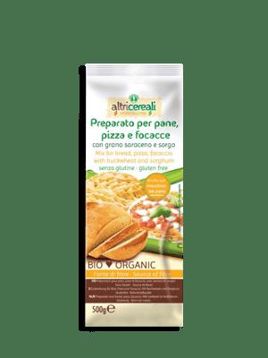 Mix For Bread, Pizza, Focaccia 500gm