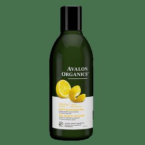 Lemon Verbena Bath And Shower Gel 12oz