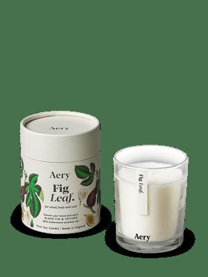 Fig Leaf Candle 200g