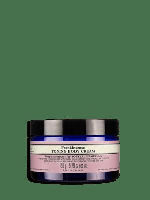 Frankincense Toning Body Cream, 150g
