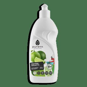 Dishwashing Liquid Lime & Bilberry Extract 500ml