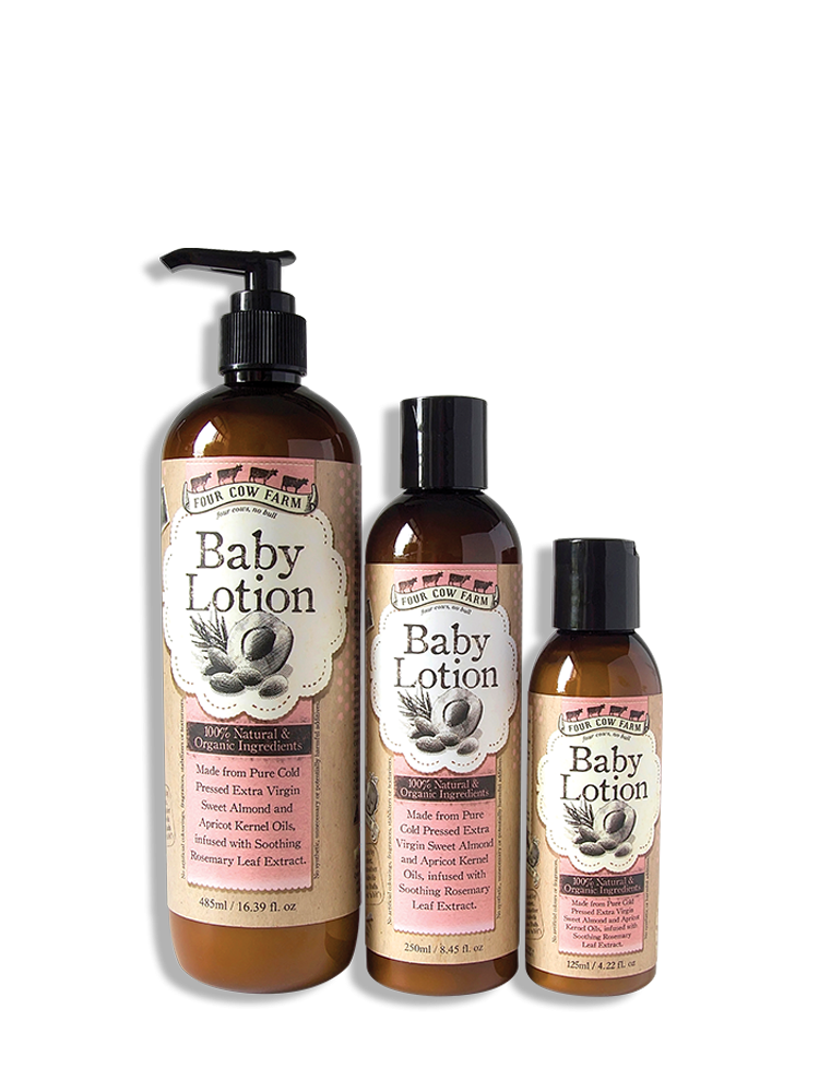 Baby Lotion 125ml