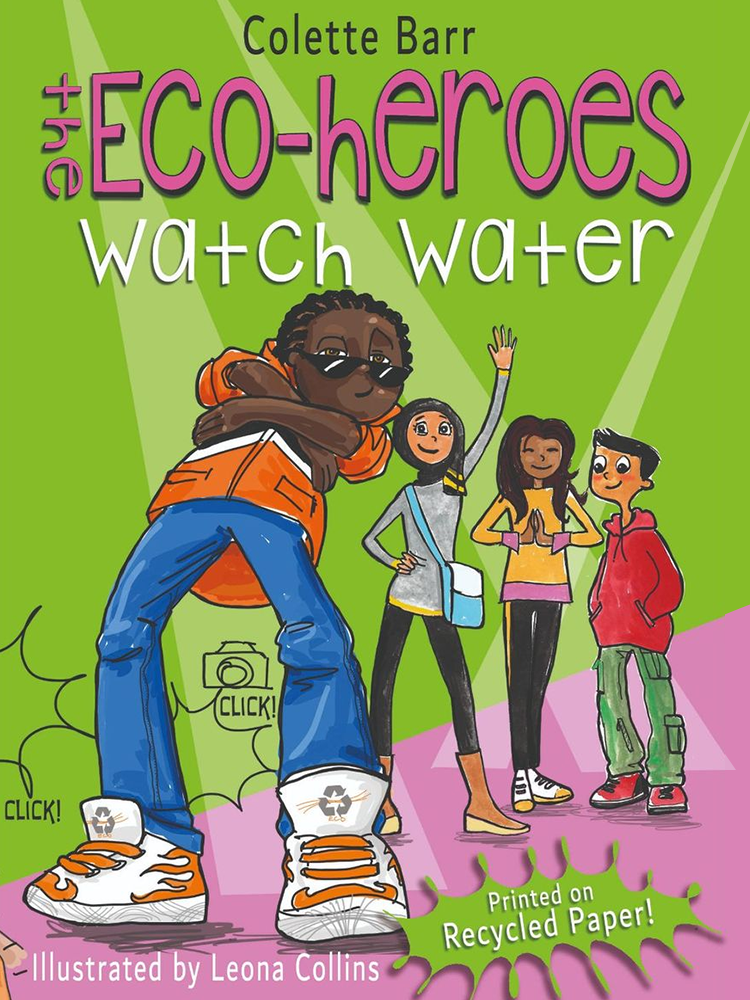 The Eco-heroes Watch Water (English)
