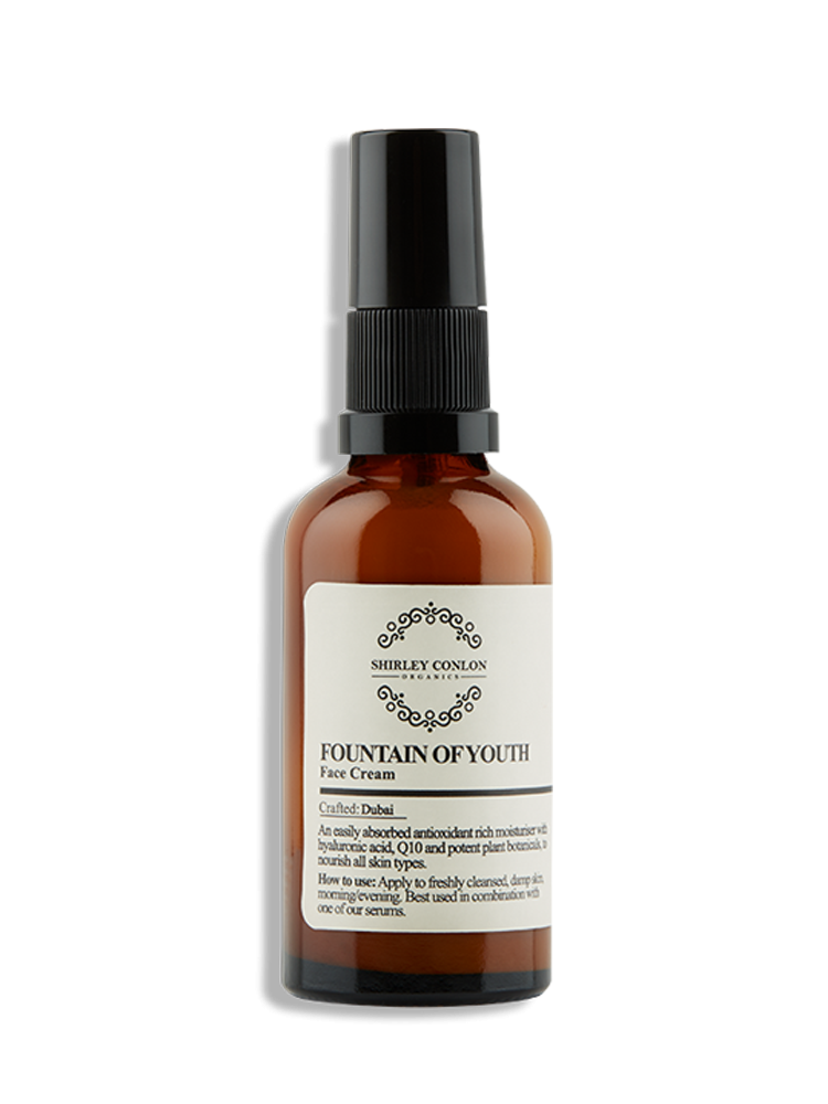 Fountain of Youth Face Cream Without Pump - 50ml